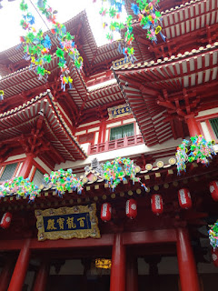 Chinatown de Cingapura