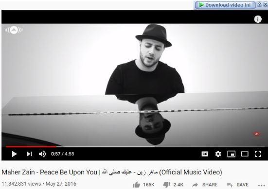 download lagu maher zain peace be upon you