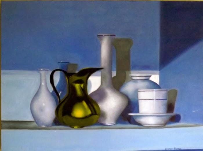 Я люблю цвет и живые картины. Sharon Furman