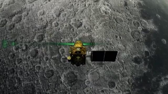 चंद्रयान-2: नासा ने खींची लैंडिंग स्थल की तस्वीरें, शनिवार को हो सकता है ..