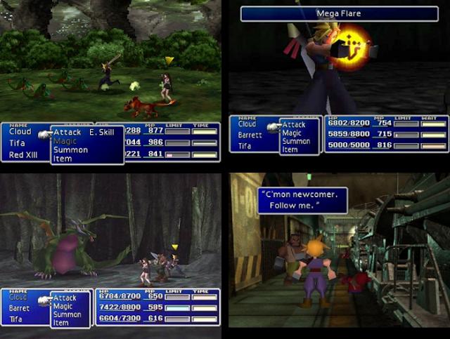 Final Fantasy Vii Psp Eboot