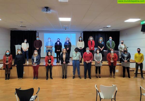 Cabildo y Federación Insular de Lucha Canaria colaboran para fomentar la igualdad entre el alumnado