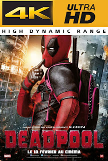 Deadpool (2016) 4K UltraHD Latino