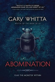 Interview with Gary Whitta, author of Abomination - July 22, 2015