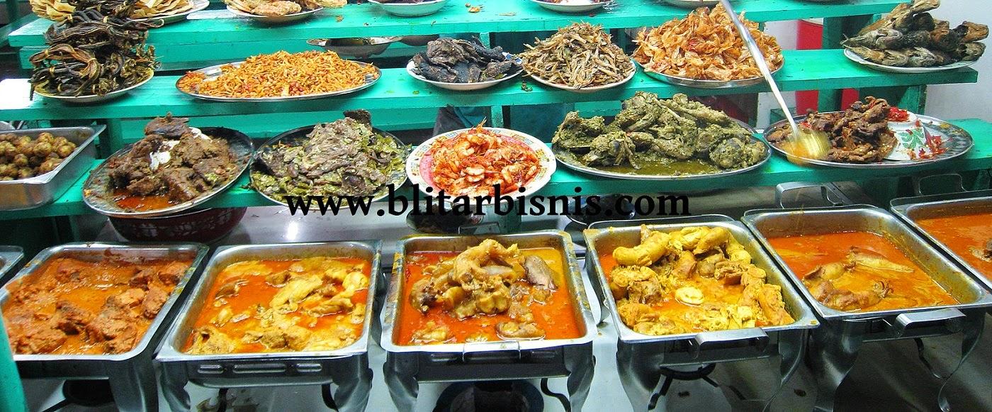 Membuka Rumah Makan Padang Di Blitar