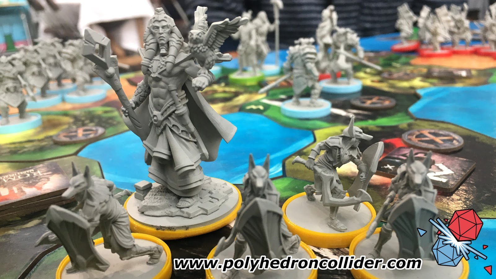 Monumental kickstarter review miniatures