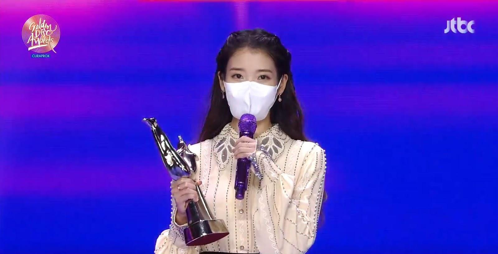 iu golden disc awards
