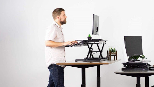 Why a Standing Desk May Help You Live a Long and Happy Life