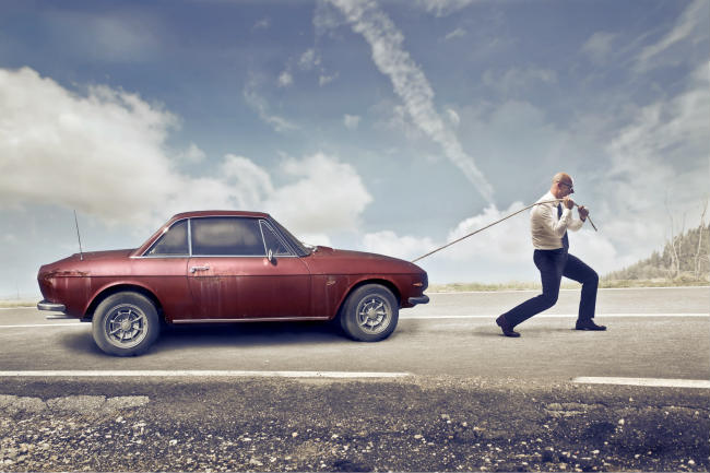 a car donation and Getting a Tax Deduction