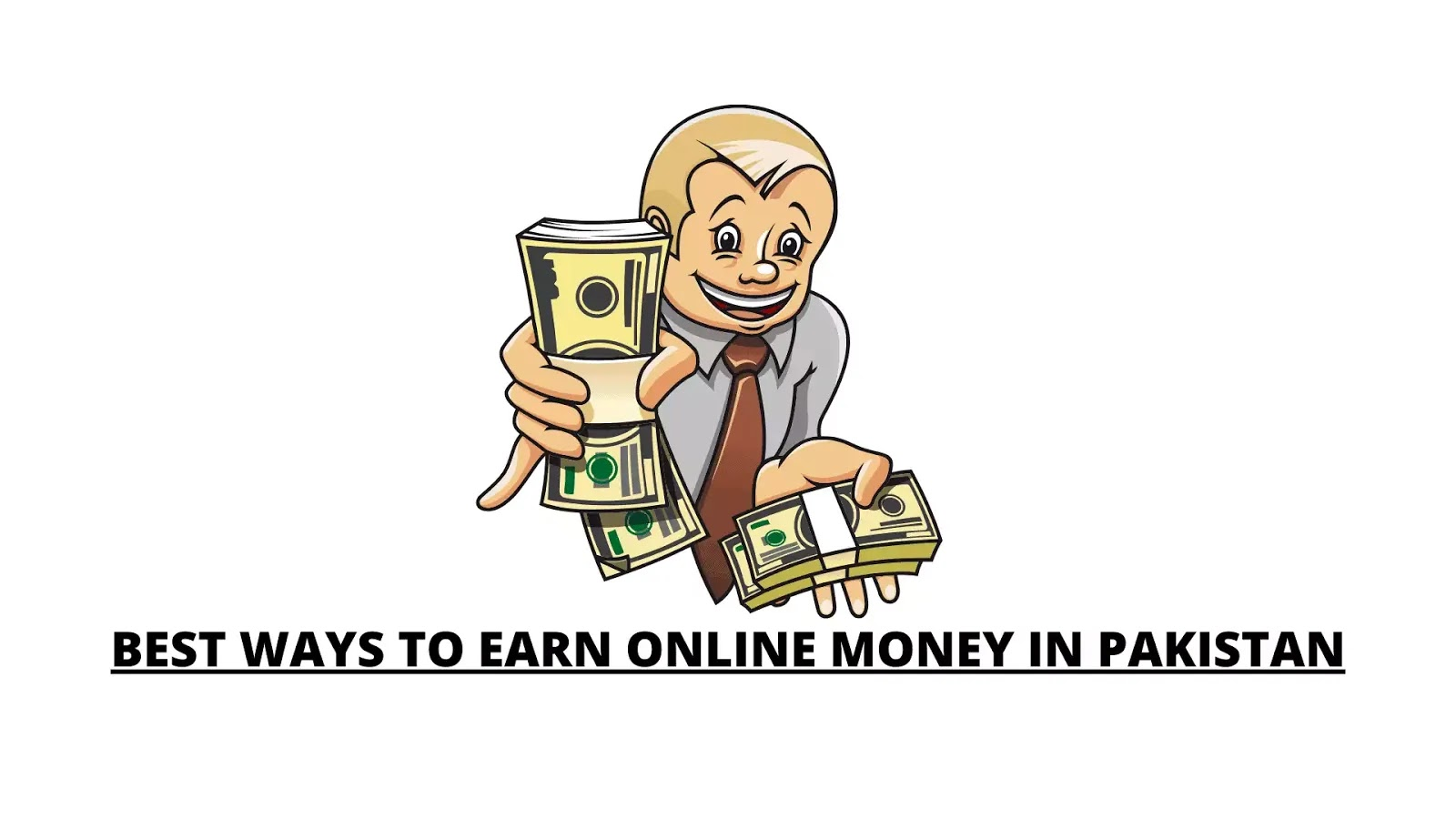 best ways to earn money online in Pakistan without investment