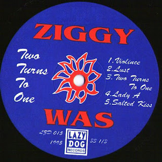 Ziggy Was - (1995) Two Turns To One_side a