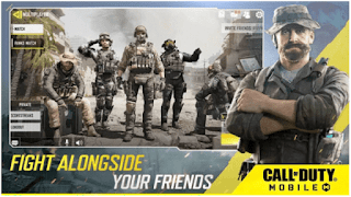 Call of Duty App Multiplayer on iOS and Android