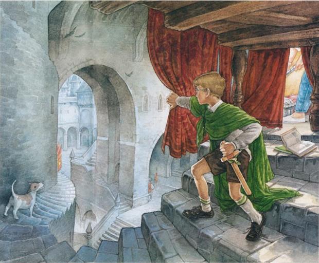 Irish Fairy Tales Art