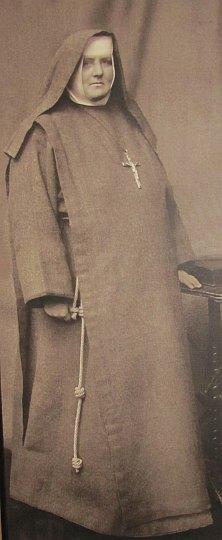 Siostra Bernardyna Jabłońska.