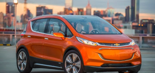 Chevrolet Will Officially Keep 'Bolt' Name For Upcoming EV