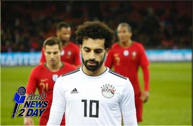 هذا ما حدث لمحمد صلاح بعد مبارات مصر و اوغاندا اليوم ..ArabNews2Day