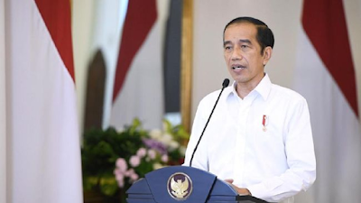 Jokowi Sebut UU Cipta Kerja Cegah Korupsi