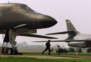 Here's what would happen if North Korea tried to shoot down a US bomber