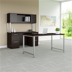 Bush 400 Series Office Furniture Set 400S136