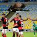 Futebol retorna na pandemia e Flamengo vence o Bangu pelo campeonato carioca