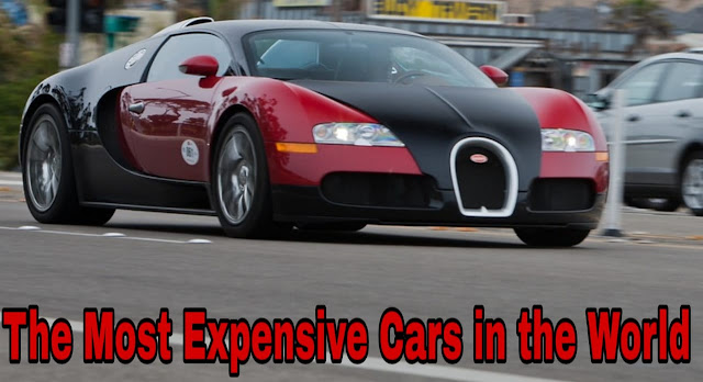 The Most Expensive Cars in the World 2020