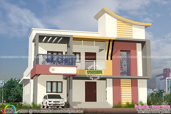 Tamilnadu Model Home