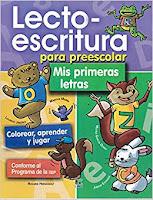 lectoescritura para preescolar