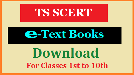 AP Telangana SCERT eBooks Download Online for Class I II III IV V VI VII VIII IX and Class X Telugu Hindi urdu English Mathematics General Science Physical Science Bio Science Social Text Books from the Official website www.scert.telangana.gov.in. eLearing is the way to adopt due to Corona Covid19 Lockdown in AP/ Telangana. Here is the process to Download Class wise Subject wise Medium wise Telangana SCERT eTextBooks.