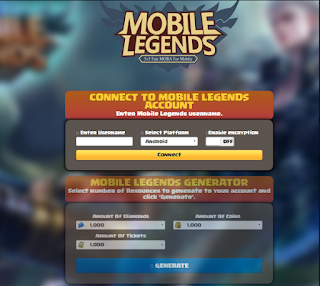 Vopi. me/ml/  | How To Get Diamond Mobile Legends for free