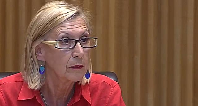 Rosa Díez incendia las redes tras difundir una noticia falsa contra el Gobierno