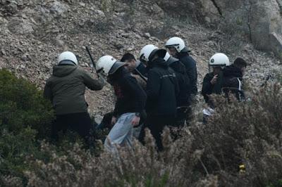 ΕΔΕ για τη συμπεριφορά αστυνομικών σε Χίο, Λέσβο...