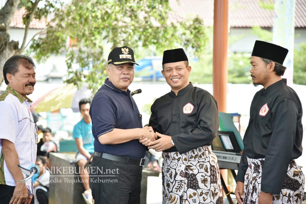 Setelah Pimpin Judo, Kini Arif Sugiyanto Dilantik jadi Ketua IPSI Kebumen