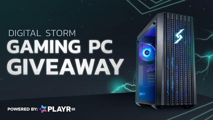Sorteio de um PC GAMER da Digital Storm