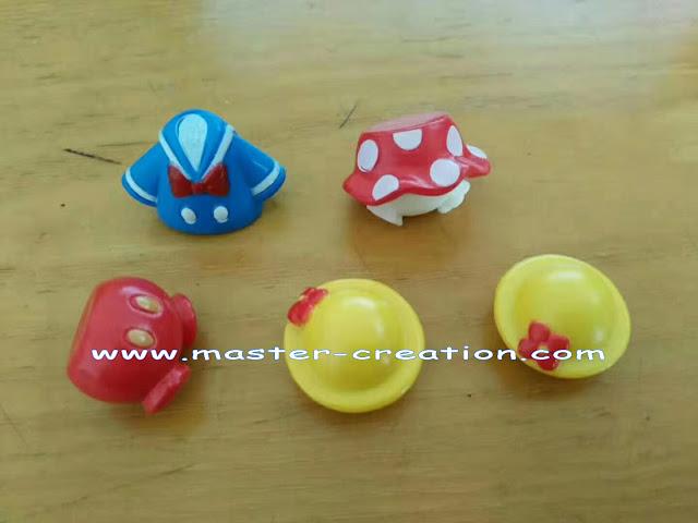 mini cartoon gift wares