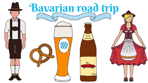 Road trip bavaria beer