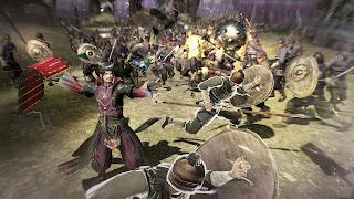 Dynasty Warriors 8 DLC