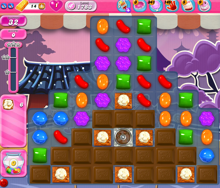 Candy Crush Saga 1783