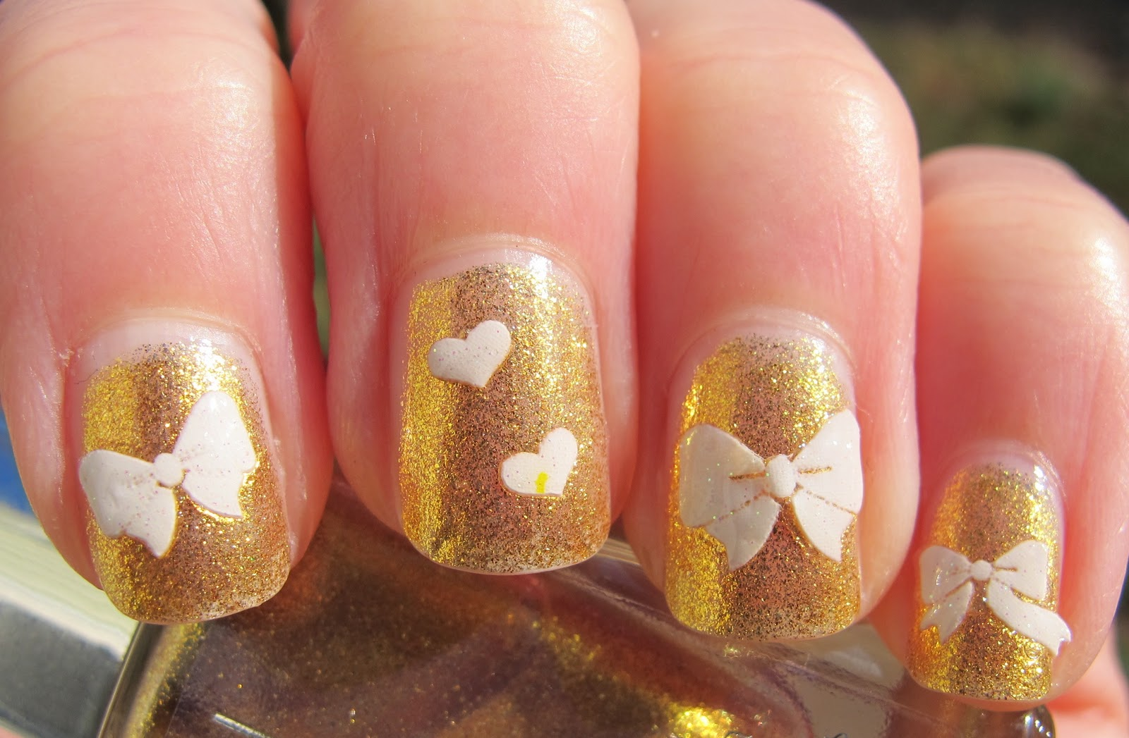 Never Enough Nails Born Pretty Store Nail Art Stickers Adorable