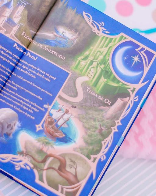 Terra de Histórias Além dos Reinos - CHRIS COLFER
