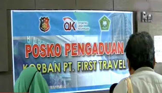 Anda Korban First Travel, Adukan ke Crisis Center First Travel