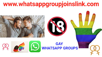 Join 100+ Gay WhatsApp Group Joins Link