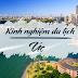Du lịch kết hợp  tham quan nước Úc  trong 6 tháng