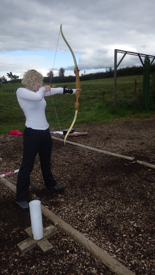Archery Hay on Wye Travel Activites Things To Do