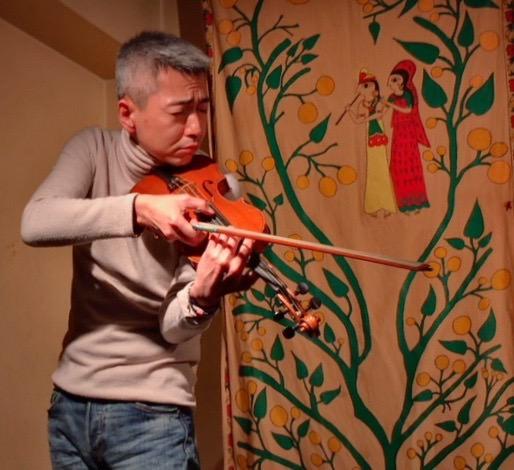 violin:喜多直毅