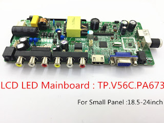 TP.V56.PA673 Universal LED TV Board Software Free Download