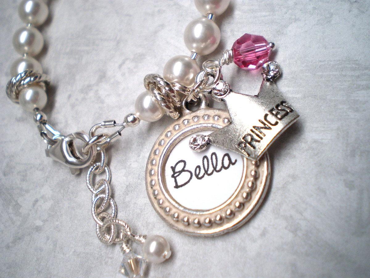 Sterling Silver Birthstone Bracelet