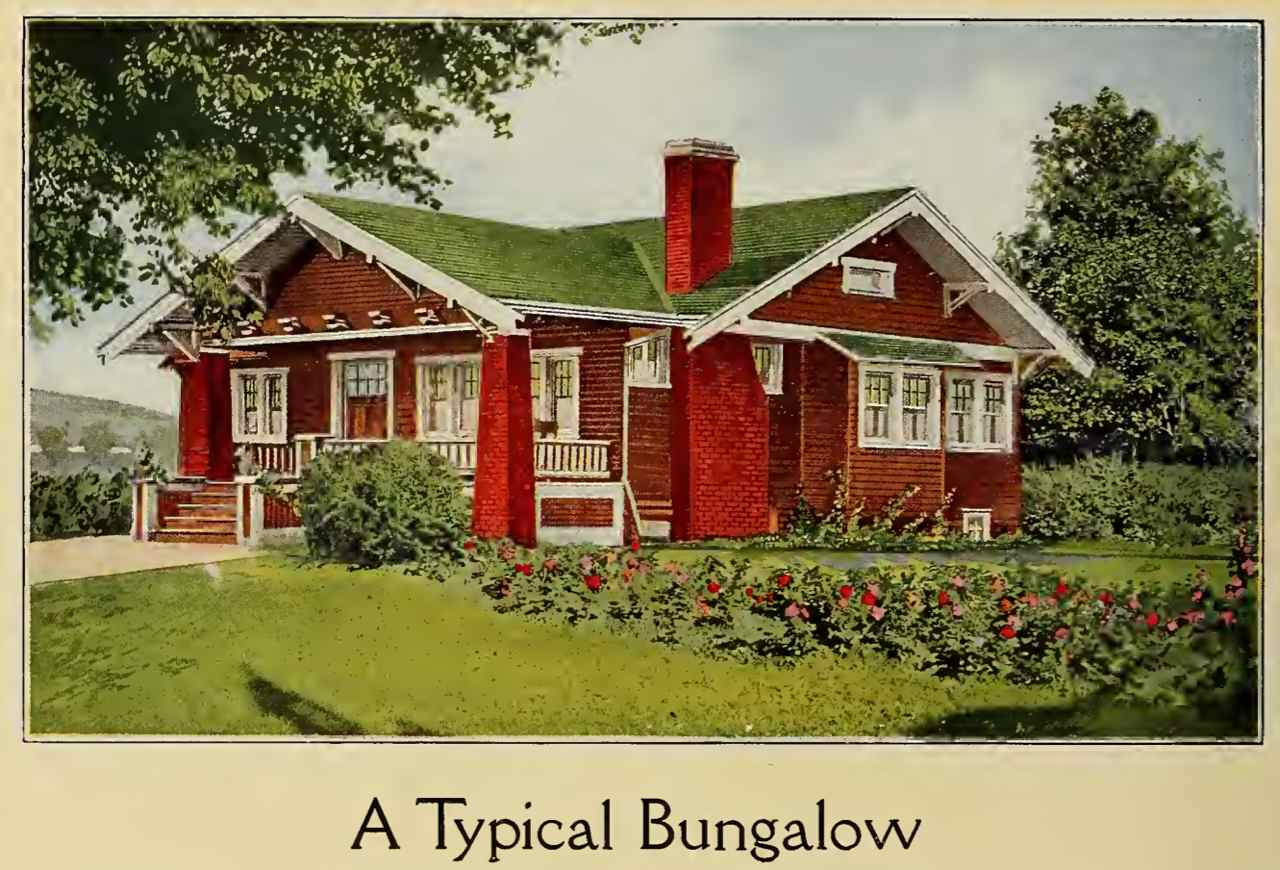 Laurelhurst craftsman bungalow more early 1900s bungalow - What is a bungalow house ...
