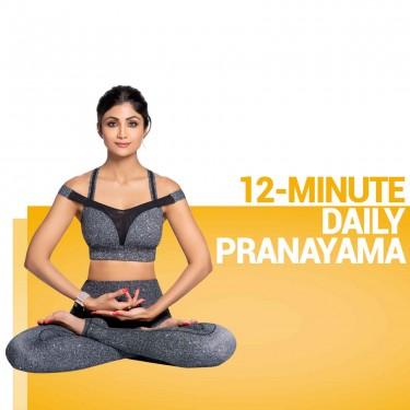 12 minute daily pranayam