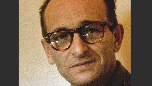 Nazi Subay Adolf Eichmann