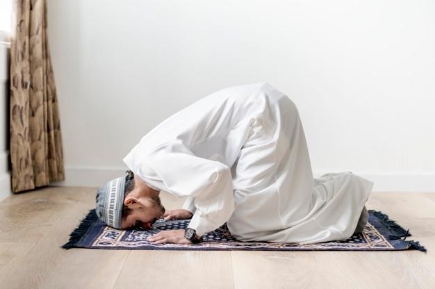 berdoa dan beribadah